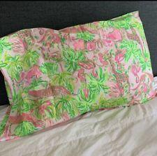 Lilly Pulitzer Pottery Barn On Parade Pillowcase