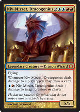 MRM FRENCH Niv-Mizzet, dracogénie (Dracogenius) MTG magic RTR