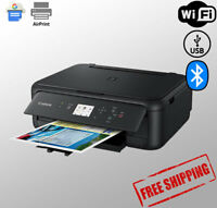 Wireless All-in-One Printer TS5120 Bluetooth Photo WiFi LCD (Ink Not Included)