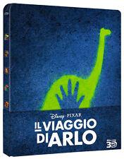 IL VIAGGIO DI ARLO  3D   LTD STEELBOOK   BLU-RAY 3D+BLU