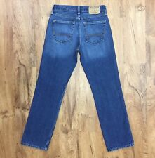 Hollister Classic Straight Button Fly Jeans 100% Cotton Mens Size W28 X L30