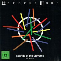 CD + DVD - Depeche Mode – Sounds Of The Universe-Fragile Tension, Hole To Feed