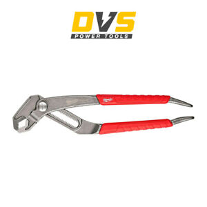 Milwaukee 48226208 V-Jaw Water Pump Pliers 8 Inch / 200mm