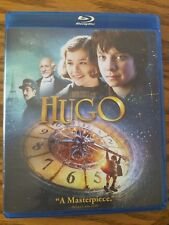 Hugo Blu ray and dvd