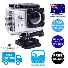 MicroSD High Definition Video Cameras