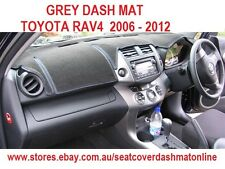 DASH MAT, DASHMAT,DASHBOARD COVER FIT  TOYOTA RAV4 2006-2012, GREY