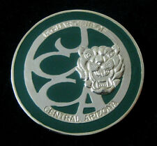 JAGUAR CLUB OF CENTRAL ARIZONA CAR GRILL BADGE EMBLEM MG JAGUAR TRIUMPH PORSCHE
