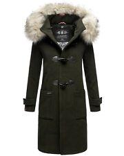 Navahoo Women's Coat Trench Winter Between-Seasons Jacket Duffle Oksana