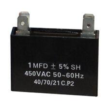 5 uf MFD 370 VAC ROUND Capacitor 12995 Replaces C305 C305R 97F9202 97F9202BX