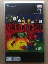 Weirdworld #1 Juan Doe Hip-Hop Variant Cover Nm 1St Printing Snoop Doggystyle
