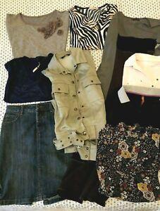 Lot Vêtements Femme Taille 36/38 avec Marques Cop Copine Caroll