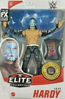 Jeff Hardy - WWE Elite 84 Mattel Toy Wrestling Action Figure
