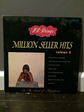 101 Strings Play Million Seller Hits Vol 4 (LP 1972, S-5090) NM/NEW