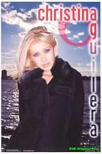 Music Poster~Christina Aguilera Staring at the Sky Original Full Size Print~2081