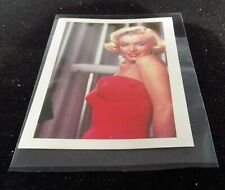 Marilyn Monroe How To Marry A Millionare Postcard from A Postcard Book