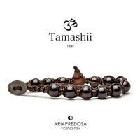 Bracciale TAMASHII Granato bracciale Tibetano BHS900-126