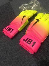 Jack Butland Stoke City Inglaterra número 1 mano firmado Guantes De Arquero Nike