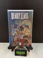 Deadly Class #1 Third Eye Comics Variant
