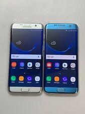 Lot of 2 Samsung Galaxy S7 edge G935T 32GB T-Mobile + GSM Unlocked Smartphones