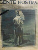 GENTE NOSTRA N.42 1929