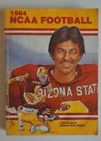 Vintage Football Media Press Guide Yearbook NCAA 1984