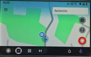 Activation Android Auto pour Renault RLink 1 & 2 - Français & English - Waze