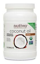 Nutiva Organic Virgin Coconut Oil  426g