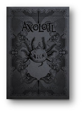 Axolotl Playing Cards by Enigma Cards Poker Spielkarten Cardistry
