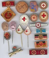 Old East German Lot / 18 Item´s ... Red Cross