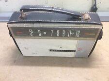 Antique Westinghouse Transistor radio. Seven.