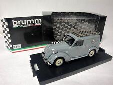 1/43 BRUMM FIAT - 1100 VAN POSTE ITALIANE VARESE