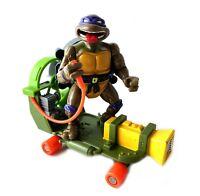 Talkin Donatello & Cheapskate Vintage TMNT Ninja Turtles Figure Lot 80s 90s Don