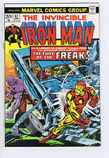 Iron Man # 67 Marvel 1974