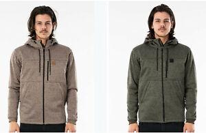Rip Curl Mens Anti Series Switch Jacket Zip Thru Hoodie Jumper Sweatshirt S-3XL