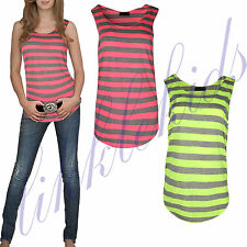 Unbranded Women's Scoop Neck Vest Top, Strappy, Cami Tops & Shirts