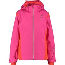 SPYDER Prevail Women's Ladies Ski Snowboard Jacket Pink and Red - UK 6 rrp £230