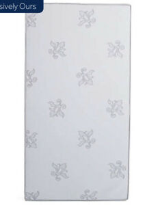 Beautyrest® BlackICE 2-Stage Crib and Toddler Mattress in White