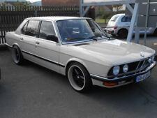 BMW E28 5er KAW TIEFERLEGUNGSFEDERN FEDERN 65/40