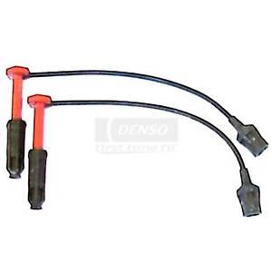 DENSO 671-4126 Ignition Wire Set-7MM For 97-03 Mercedes-Benz C230 SLK230