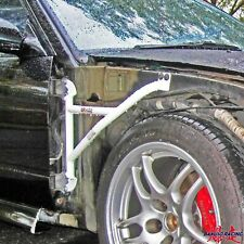 FOR NISSAN SILVIA FAIRLADY 240SX S13 89~94 ULTRA RACING 3 POINT FENDER BRACE BAR