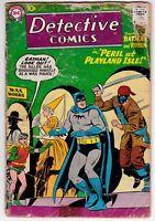 Detective Comics #264 G- 1.8 Robin Batman Martian Manhunter 1959!