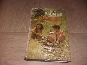 LES ENFANTS DE L'ÉTÉ / ROBERT SABATIER
