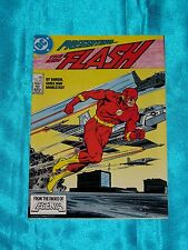 FLASH # 1, June 1987, Wally West becomes The Flash! VERY FINE Condition