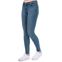 Levis 710 Jeans Super Skinny Indigo Splash  25WX32L