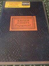 KAISER CHIEFS Enjoyment 2005 DVD 206 minutes POST FREE