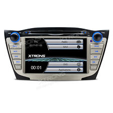 "7"" GPS Navigation Auto Stereo Radio Car CD DVD Player for Hyundai IX35 2009-2015"