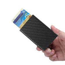 Porte cartes RFID protection des données avec éjection automatique des cartes