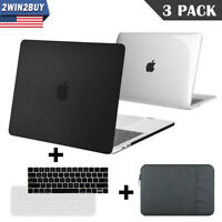 Fr Macbook Pro 13 Inch A2159 Hard Case+Keyboard Cover+Laptop Sleeve Bag 2019 New