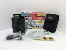 Bushnell 11-8200 ImageView Binocular & Digital Camera 8x21 Used In The Box