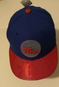 New Era NBA Philadelphia 76ers Snapback Hat BNWT